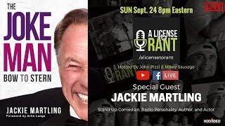 A License to Rant;S1Ep11 with Jackie