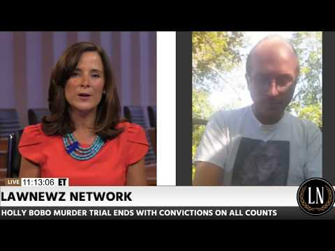 Bobo Family Friend Rickey Alexander Discusses the Holly Bobo Murder Trial Verdict on LawNewz Network