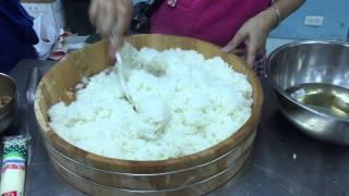 簡瑩華老師~日本料理~醋飯的做法