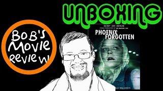Phoenix Forgotten Blu-Ray Unboxing