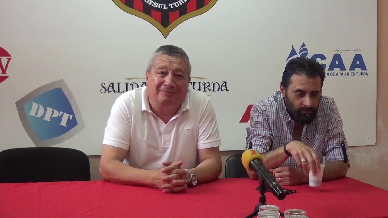 Conferință de presă Sticla Arieșul Turda (11.07.2019)