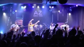金沢市のライブハウス 金沢AZ で開催された北陸三県大学軽音サークルNO....