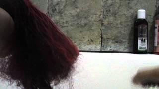 Детальна інструкція як випрямити волосся ляльки м