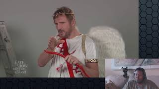 Liam Neeson's Cupid Audition Reaction