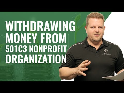withdrawing-money-from-501c3-nonprofit-organization