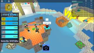 [SAVE FIX] SKYWARS party one (ROBLOX)