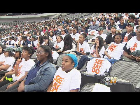 Dallas ISD Campaign Encourages Students To Report Suspicious Behavior