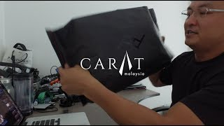 My new car review bag - Peak Design Everyday Messenger 2.0   Caratmalaysia.com