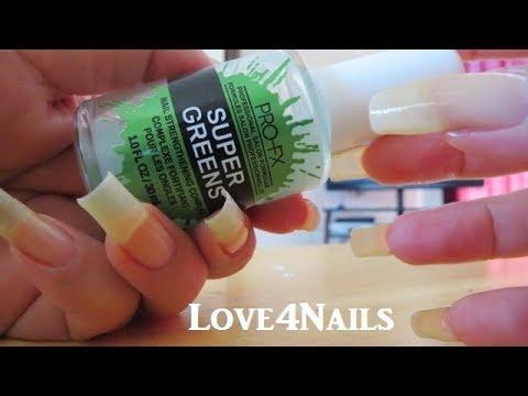 grow-long-natural-nails-:-super-greens-pro-fx-:-review