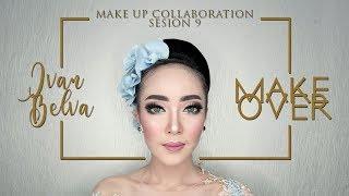 Tutorial Make Up Pengantin Modern   Sesion 9   100% Menggunakan Produk dari Make Over
