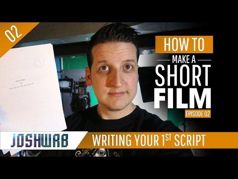 writing a short film