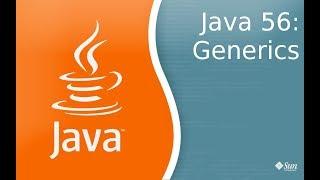 Урок по Java 56: Generics - обобщения(, 2016-08-03T06:30:04.000Z)