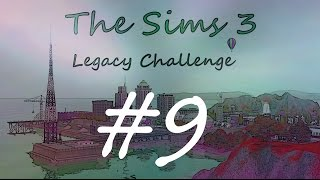 The Sims 3 Legacy Challenge - Episode 9: Indoor Potty Training