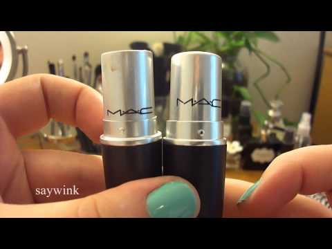 Fake MAC | Counterfeit Lipstick vs the Real Thing