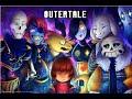 Outertale Asriel Dreemurr