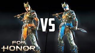 [For Honor] SHAMAN VS SHAMAN! Spliced VS Havok!