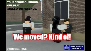 Roblox The day we went to-Eastbrook Manchester And patrolled !