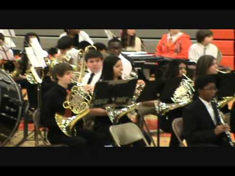 The Avengers; SMNW Concert Band