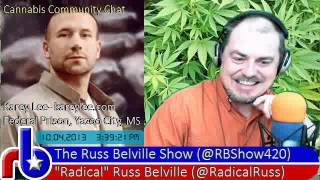 Cannabis Community Chat - Live with Karey Lee from Prison