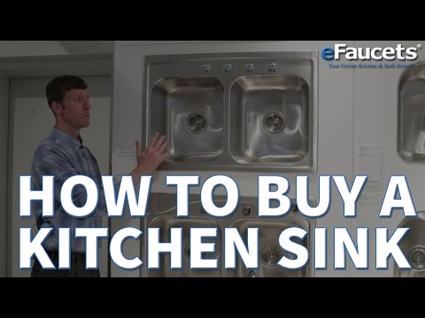 how-to-buy-a-kitchen-sink---efaucets.com