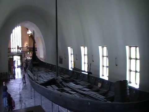 Oslo -  Viking Ship (Oseberg)