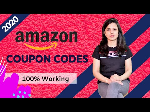 Amazon Promo Code 2020 | 100% Working Amazon Coupons