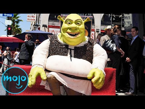 Top 10 Stars You Didn't Realize Were on the Hollywood Walk of Fame