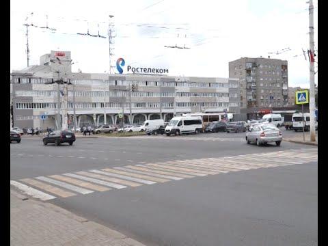 Реконструкция улицы Подлипаева