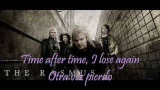 The Rasmus- Night After Night (Out Of The Shadows)Subtitulado español-ingles