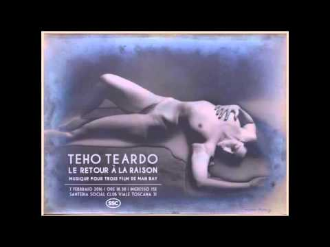 Teho Teardo @ Santeria Social Club Milano 07/02/2016 CONCERTO COMPLETO SOLO AUDIO