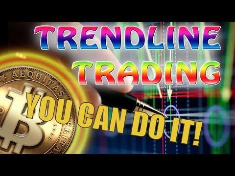 TREND LINE TRADING | Bitcoin Price Analysis JUNE 9 2017 | 2847 USD | Cryptocurrency Ethereum BTC ETH
