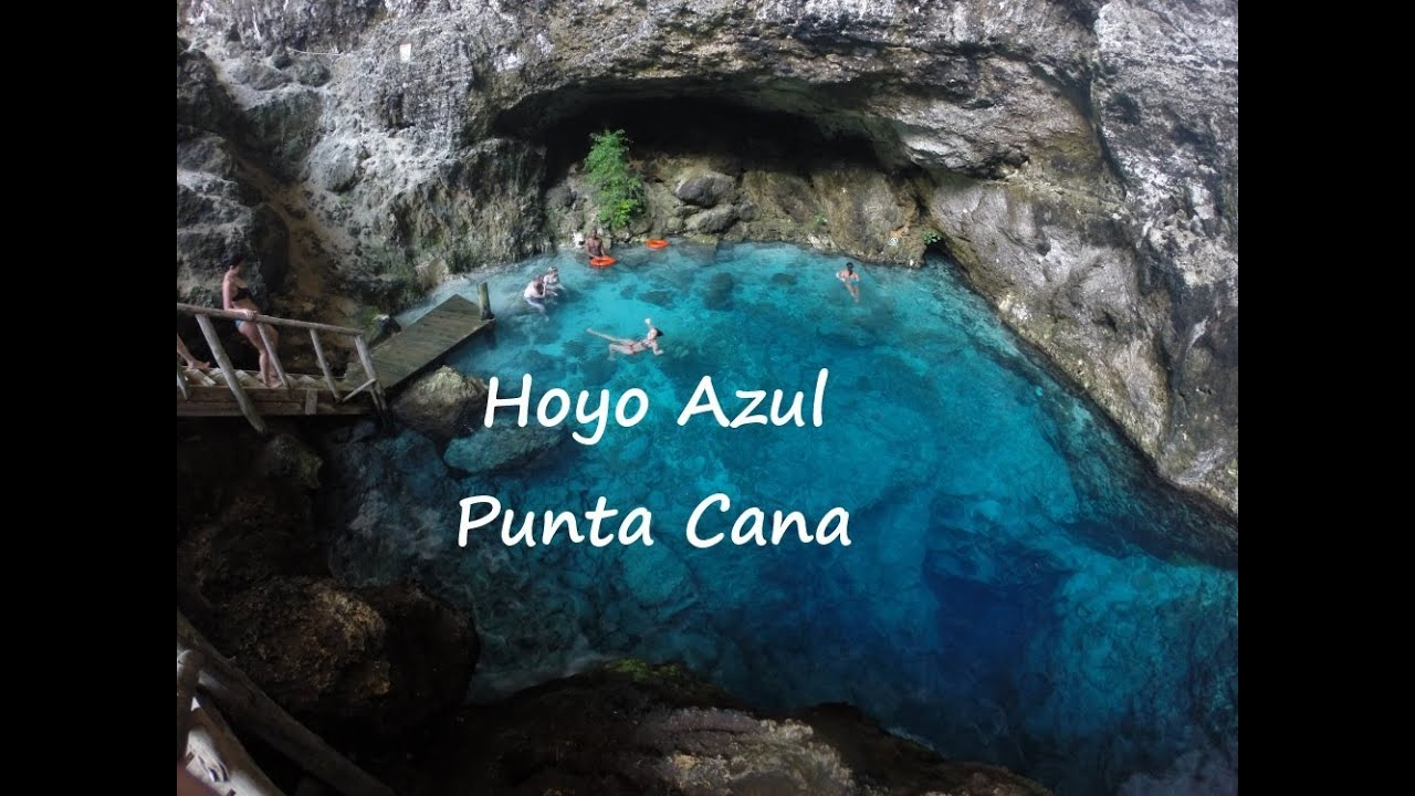 Vlog And Blog Vlog Férias Na Republica Dominicana Punta Cana Hoyo Azul