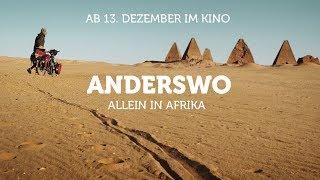 Anderswo. Allein in Afrika. Offizieller Trailer - ab 13.12. im Kino