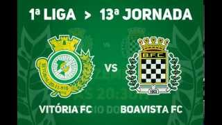Vitória FC vs Boavista FC