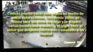 Atraco Fallido En Farmacia SAS Barquisimeto Le Causo la Muerte