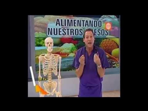 DR TV PERÚ 11-04-2013 - 3 - Asistente del día: Alimentando nuestros huesos