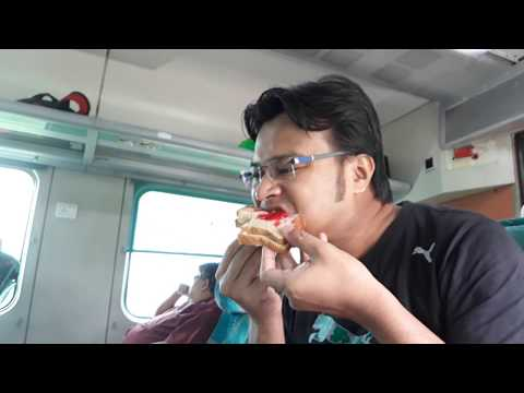Shatabdi Express 1st AC, Food Review | Delhi-Kalka (Chandiga