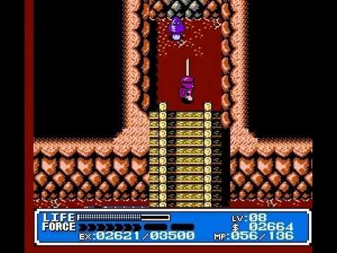 NES Longplay [071] Crystalis