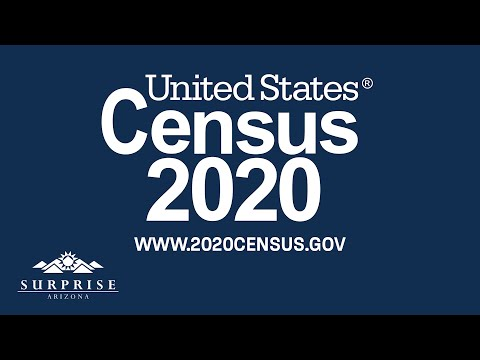 Take the 2020 Census! video thumbnail