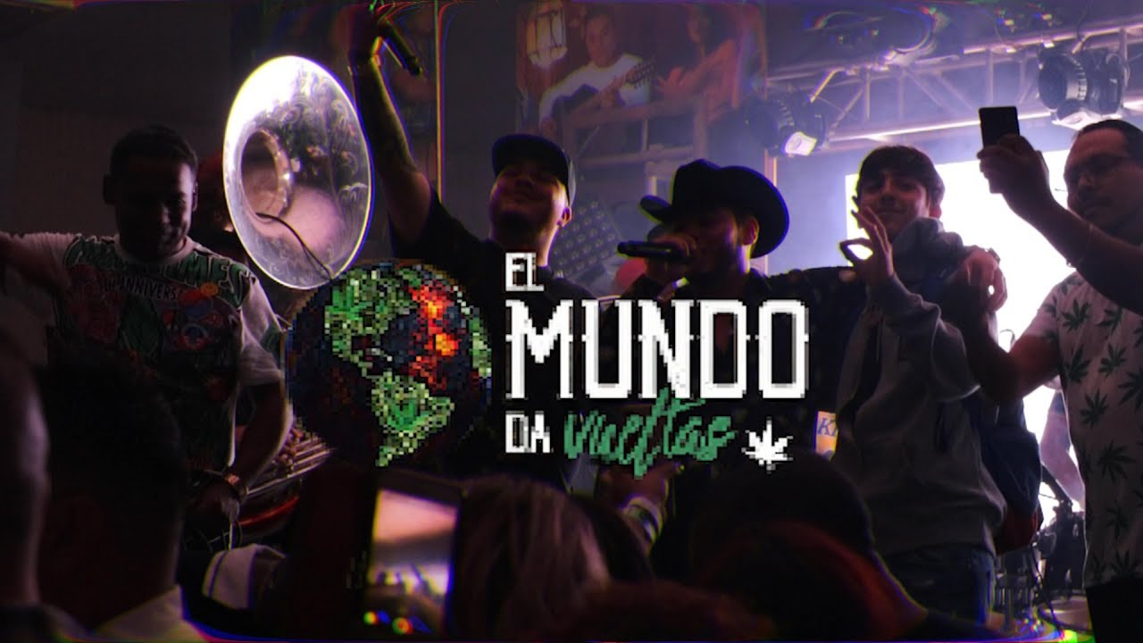 El Mundo Da Vueltas Tour - Lenin Ramirez, T3cer Elemento y Oscar Cortez