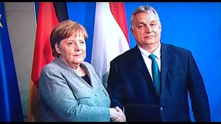 Orbán Viktor: A német - magyar kapcsolat bizonyítja, hogy Európát egyben lehet tartani