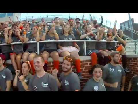 Susquehanna University Orientation Weekend 2018