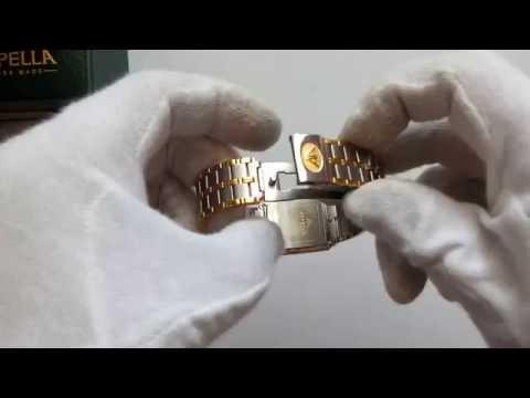 Appella A-215-2002 часы мужские кварцевые видео обзор
