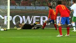 Spain, A wonderful dream fulfilled - The world cup movie 2010