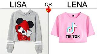 LISA OR LENA 💖 Pinkazina