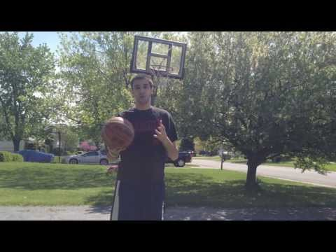 Basketball Lesson - Utilizing Your Left Hand   Lefty Tutorial   Using Your Off-Hand