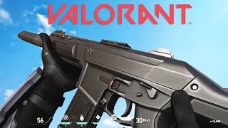 Valorant - All Weapons Showcase & Inspect Animations