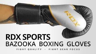 RDX Sports Bazooka Boxing Gloves - Fight Gear Focus Mini Review
