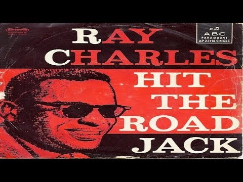 Ray Charles  Hit The Road Jack Drum   grozdof Alesis Strike Kit Pro