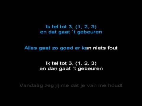 Guus Meeuwis - Ik tel tot drie (Orkestband + Songtekst) mp3